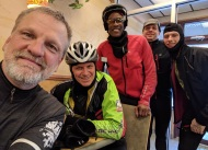1st-2nd Long Distance Ride Reports for Sat-Sun., Jan. 20th and21st
