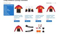 Long Distance Cycling CLE. | Ascend Sportswear Vendor Store Will Close on Fri., Dec.20th